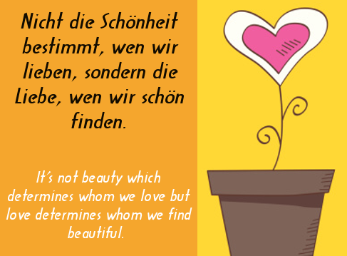 Happy Valentines Day 2016 Quotes in German – German Valentines Day Cards