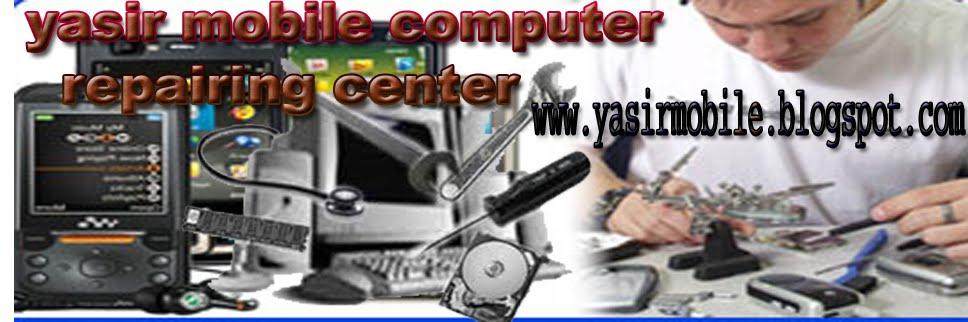 yasir mobile computer repairing center