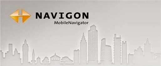 NAVIGON Apk v5.4.7 + Map of Europe Q3 2015 Full Version