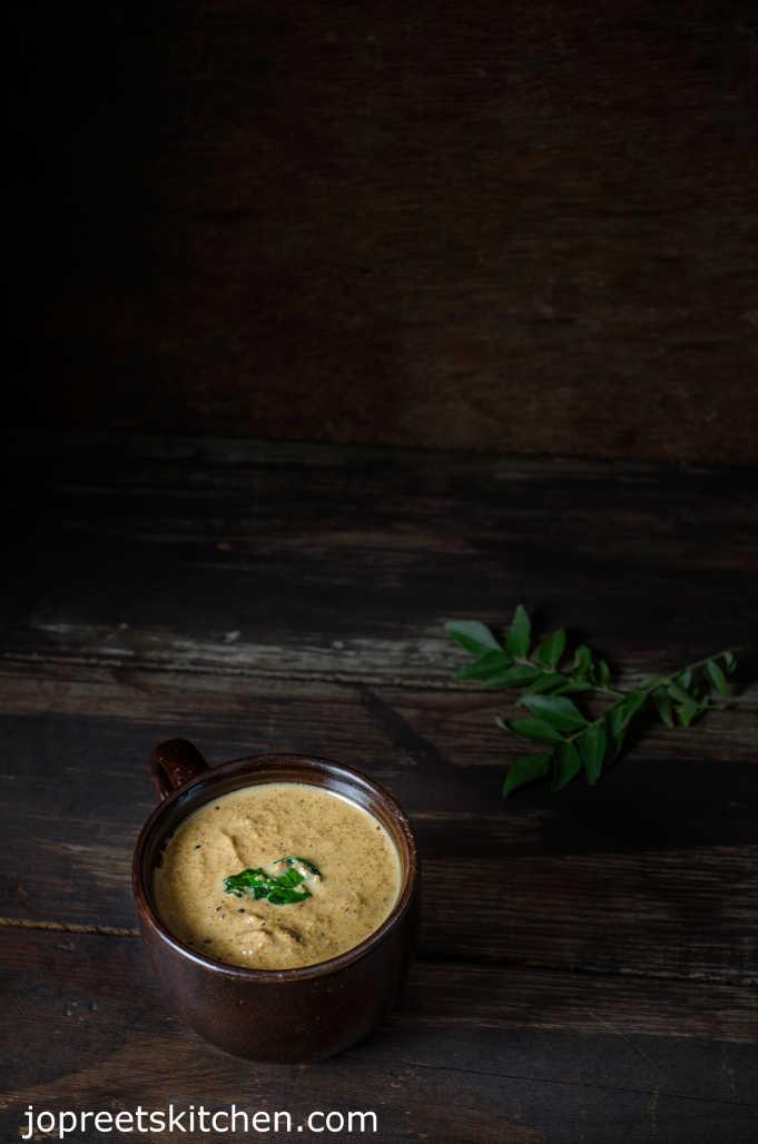 Kollu Chutney / Horsegram Chutney - Kongunadu Cuisine
