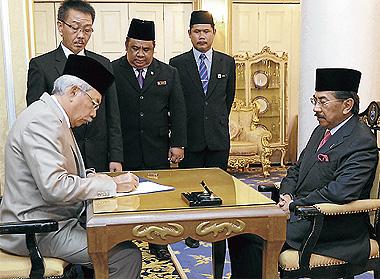 DUN Selangor Bubar Hari Ini, P.Pinang, Kedah, Kelantan Dibubar Esok