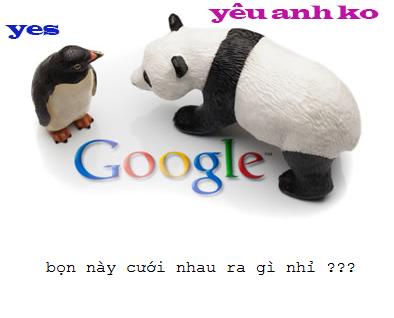 Panda cưới penguin ra hình phạt gì ?