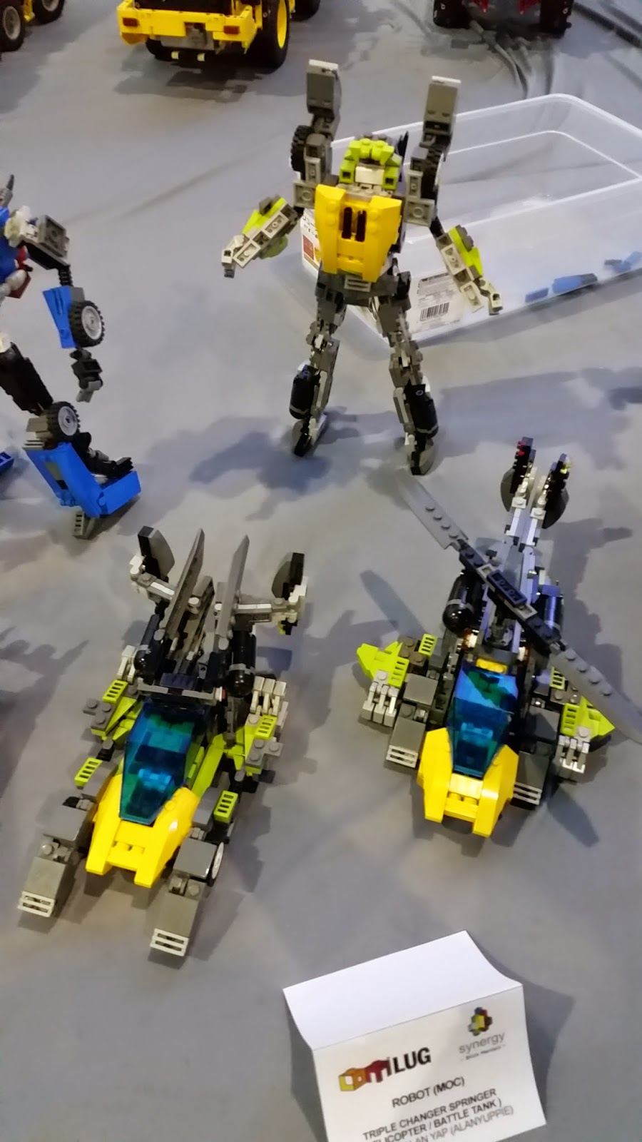Alanyuppies Lego Transformers 2014