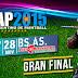 Se lanza el layout de la 3er y ultima fecha del TAP2015 en Area51 Paintball