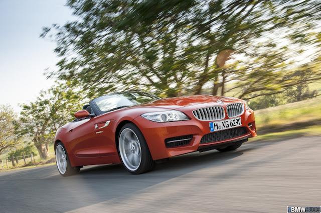 New BMW Z4 Roadster 2014 | 2014 BMW Z4 Roadster | BMW Z4 Roadster Facelift | BMW Z4 SDrive28i