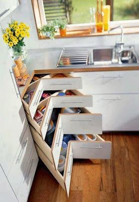 Art Manas Ideas Para Almacenaje En Cocinas Pequenas - Almacenaje-cocina
