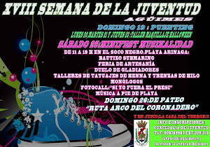 XVIII Semana de la Juventud de Agimes