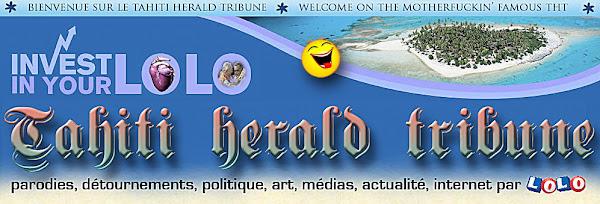 TAHITI HERALD TRIBUNE