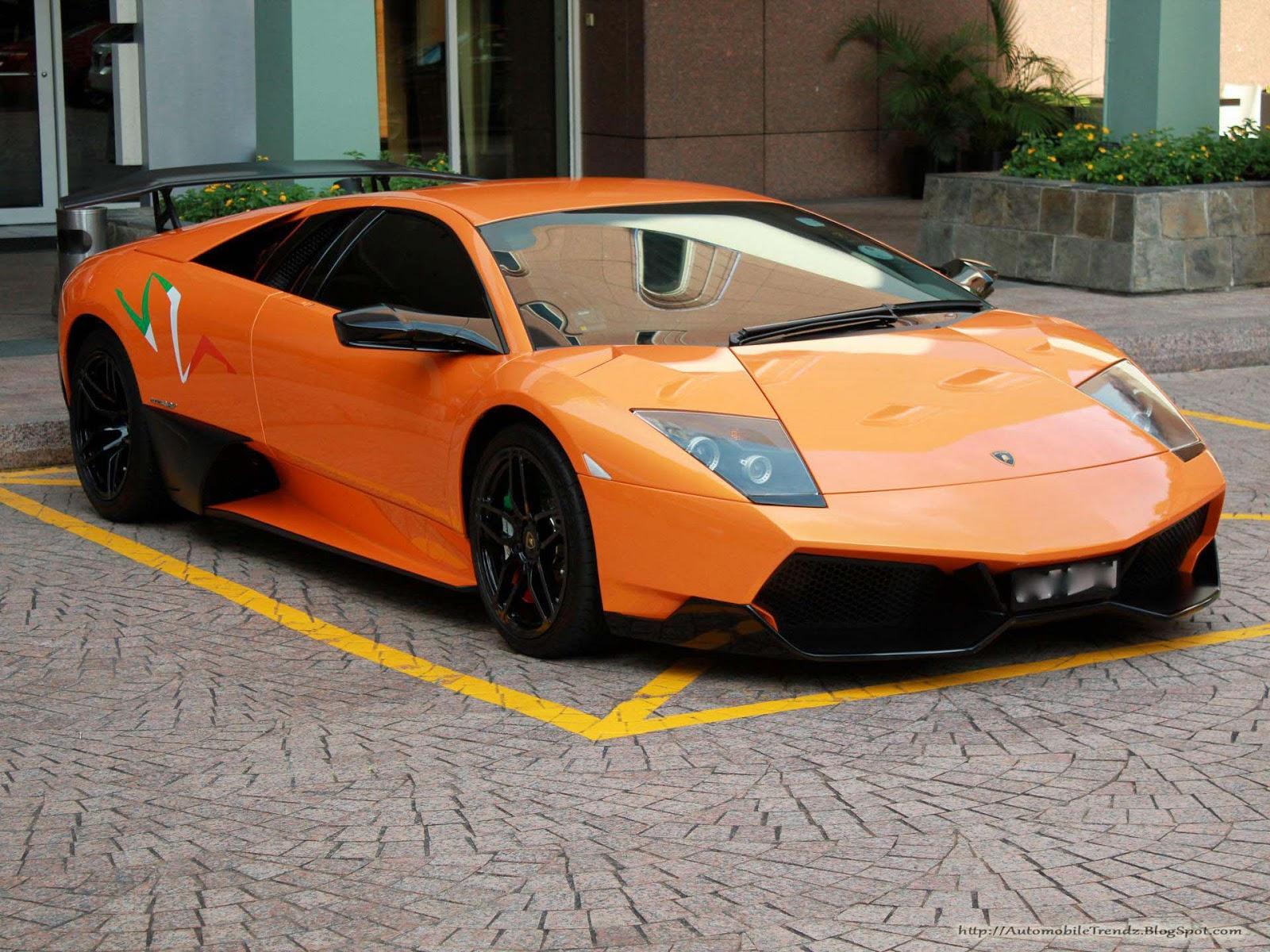 Automobile Trendz Lamborghini Murcielago Lp670 4 Sv