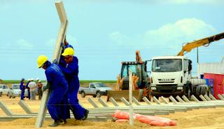 Nova fábrica da Fiat começa a ser construída em Goiana - PE
