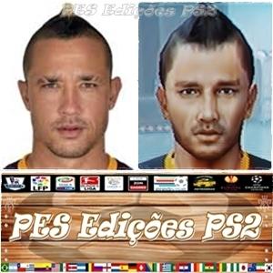 Nainggolan (Roma) e Bélgica PES PS2