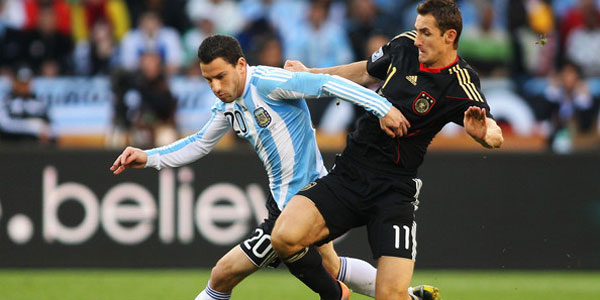 Jerman vs Argentina Friendly Match