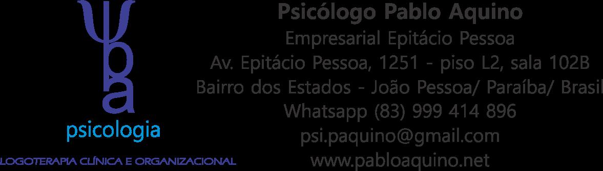 Psicólogo Pablo Aquino