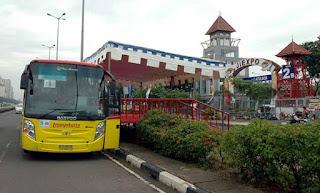 Mau ke PRJ, Naik Busway Aja