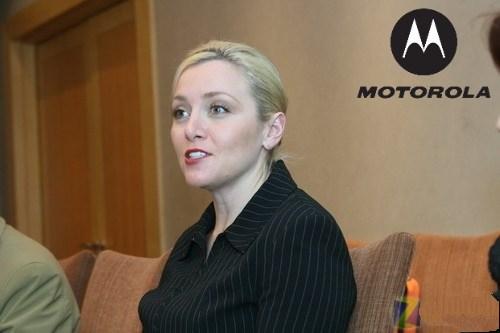 Christy Wyatt, ex-CEO of Motorola
