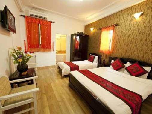 Hotel di Hanoi