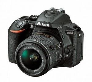 Buy Nikon D5500 with AF-S 18-55mm VR II and Nikon AF-S 55-200mm VR II Kit Lens for Rs.55063 at Ebay