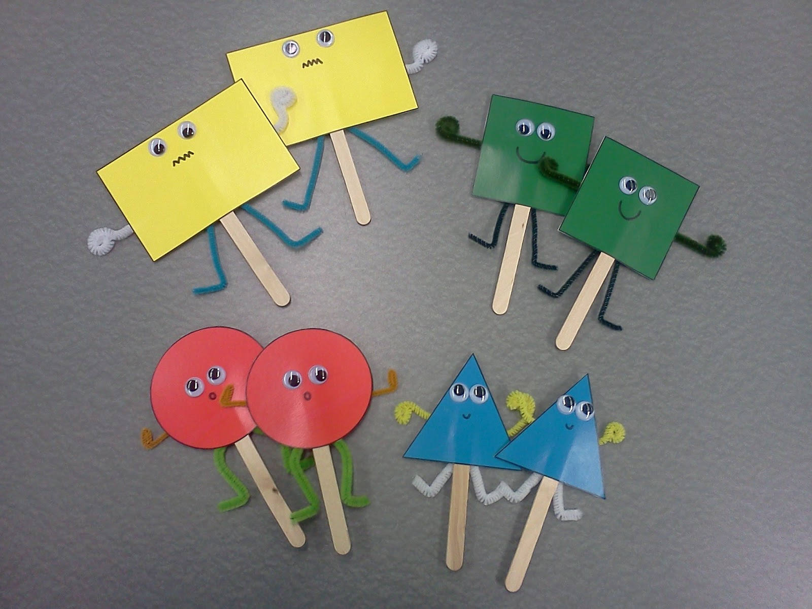 Library Village: Toddler Story Time - I See Shapes!