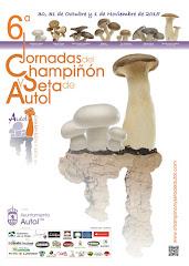 Autol y VI Jornadas del Champiñón y la Seta