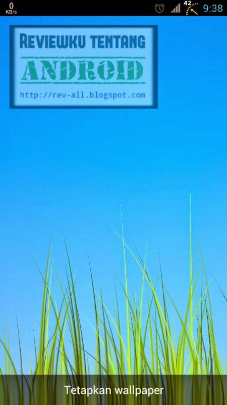 Tampilan siang aplikasi Grass Live Wallpaper - wallpaper siang malam rumput bergoyang (rev-all.blogspot.com)