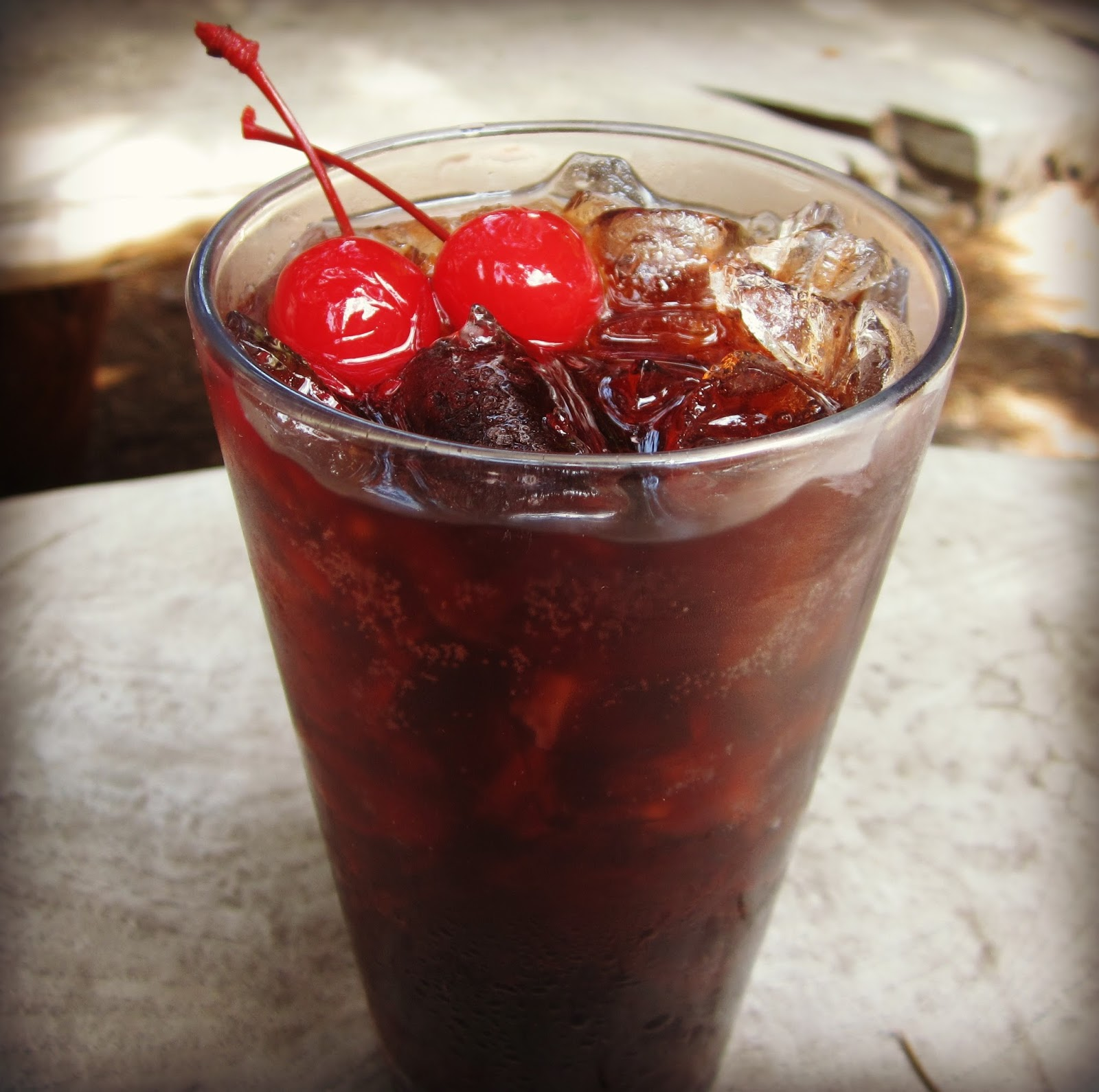 These Three Girlies: Homemade Ch-Ch- Cherry Cokes!