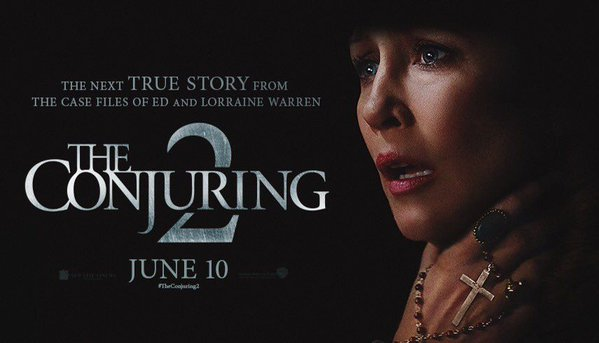 Primer trailer oficial de 'The Conjuring 2'