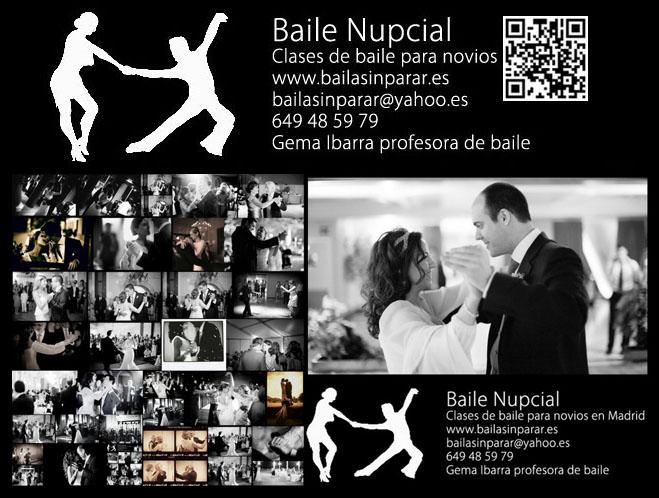 Baile de salon salsa vals para novios en madrid clases y for Academias de bailes de salon en madrid