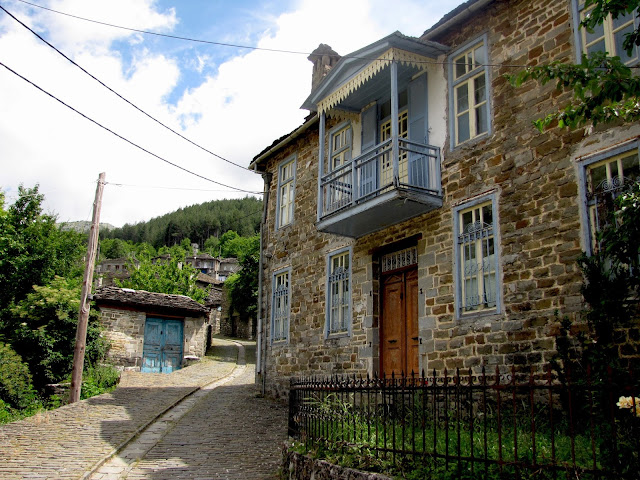 Grecia, pueblos de Zagoria