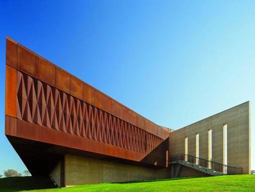 arangula Gallery tại New South Wales, Úc - Kiến trúc sư Fender Katsalidis Mirams thiết kế (lọt danh sách công trình Văn hóa)