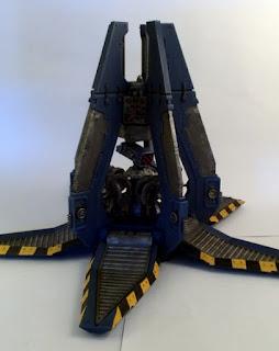 40k SW drop pod #2 - open w deathwind launcher 2