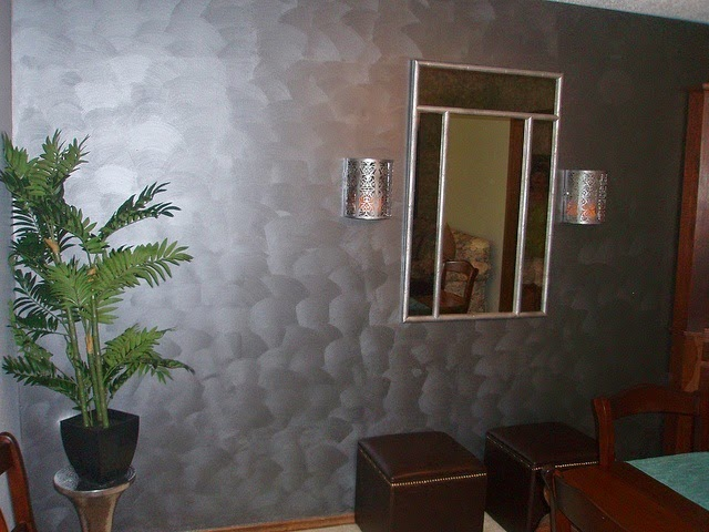 Metallic Paint Ideas For Interior Walls