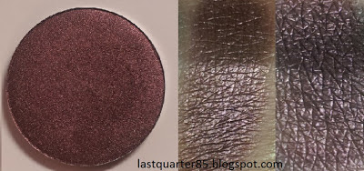 Swatch Fiori d'Ombra Neve Cosmetics