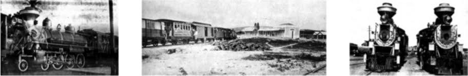 Viação Férrea Federal Leste Brasileiro. Locomotivas Pacific construídas em Alagoinhas.