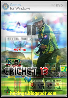 Cricket 13 Patch