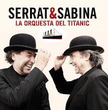 ULTIMO DISCO Y GIRA SERRAT & SABINA