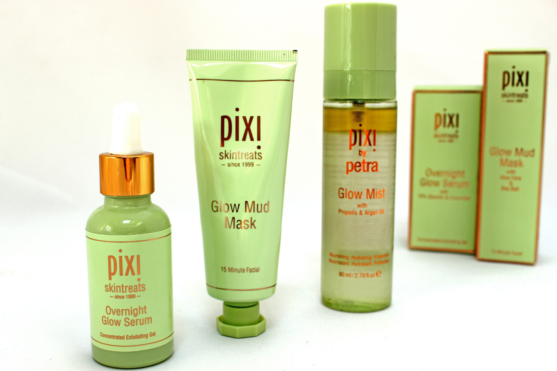 Pixi Skintreats Glow Collection Review