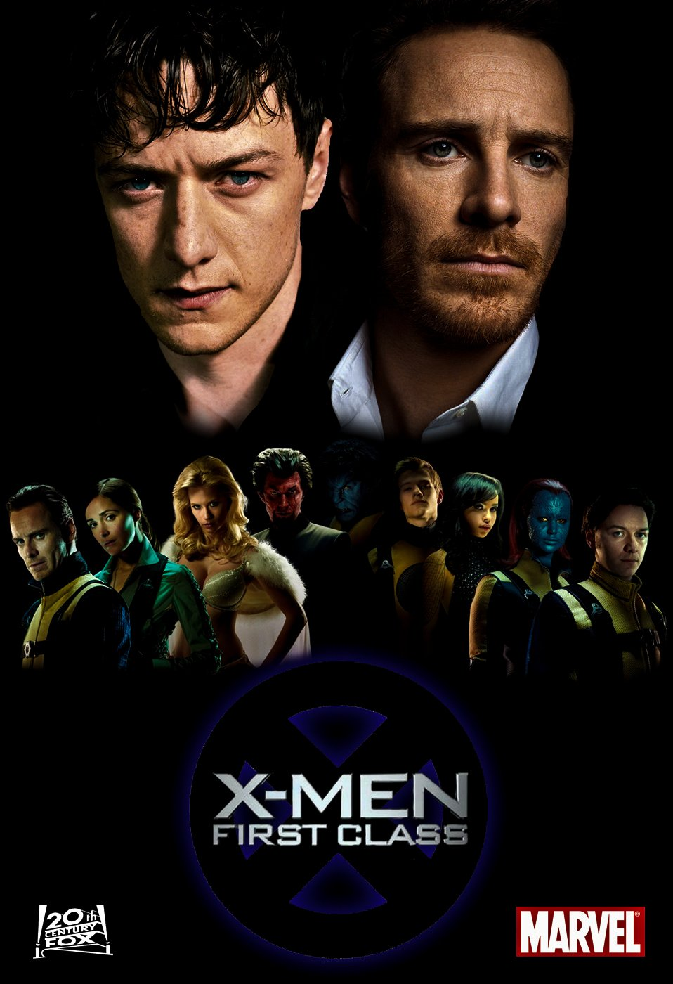 Posted by SciFiComicGuy at 4 57 PMX Men First Class 2 Poster