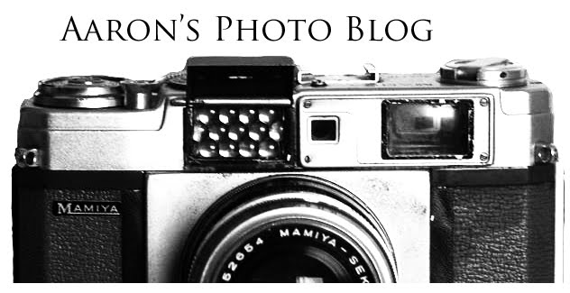 Aaron's Photo Blog