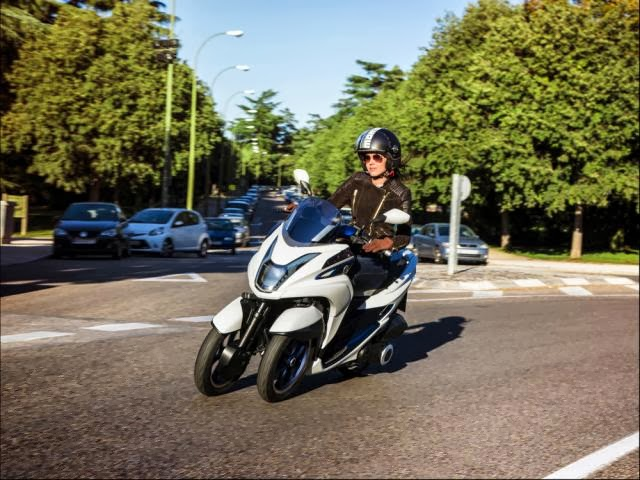 Yamaha Tricity | 2013 Yamaha Tricity | Yamaha Tricity 2013 | Yamaha Tricity Scooter | Yamaha Tricity Specs | Yamaha Tricity price