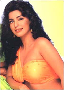 Juhi Chawla hot photo