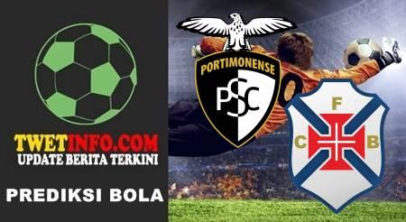 Prediksi Portimonense vs Belenenses