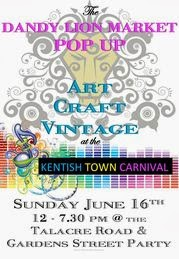 I'll be here selling my vintage & retro gear...