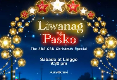 Liwanag Ng Pasko: The ABS-CBN Christmas Special 2012 Airs this December 15 and 16