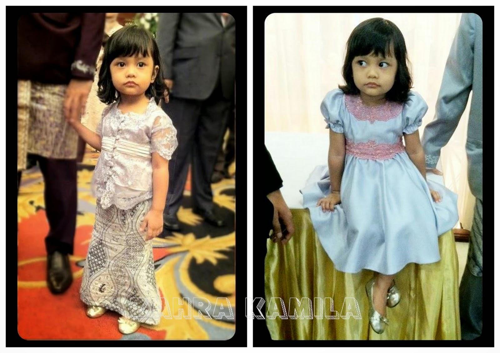 Foto Model Baju Kebaya Anak