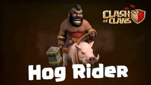 17862-Hog Rider Clash of Clans HD Wallpaperz