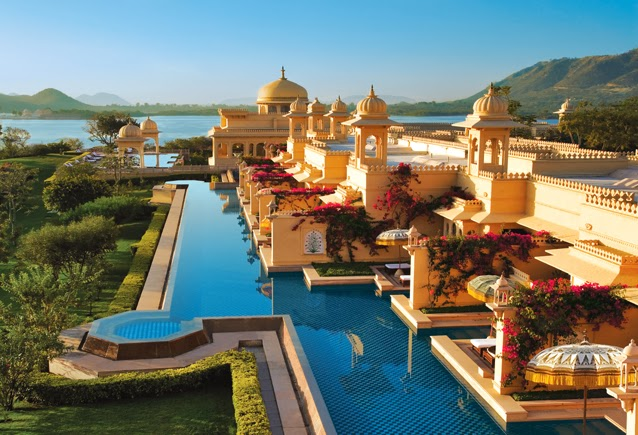 The Oberoi Udaivilas. Udaipur (India)
