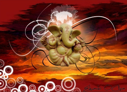 Hindu God wallpapers Collection: Animated God Wallpapers