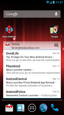 How to install Android applications in Galaxy Gear