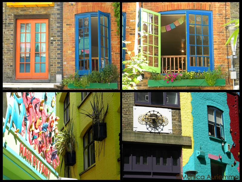 Neal's Yard, London. Foto3. monicauriemma