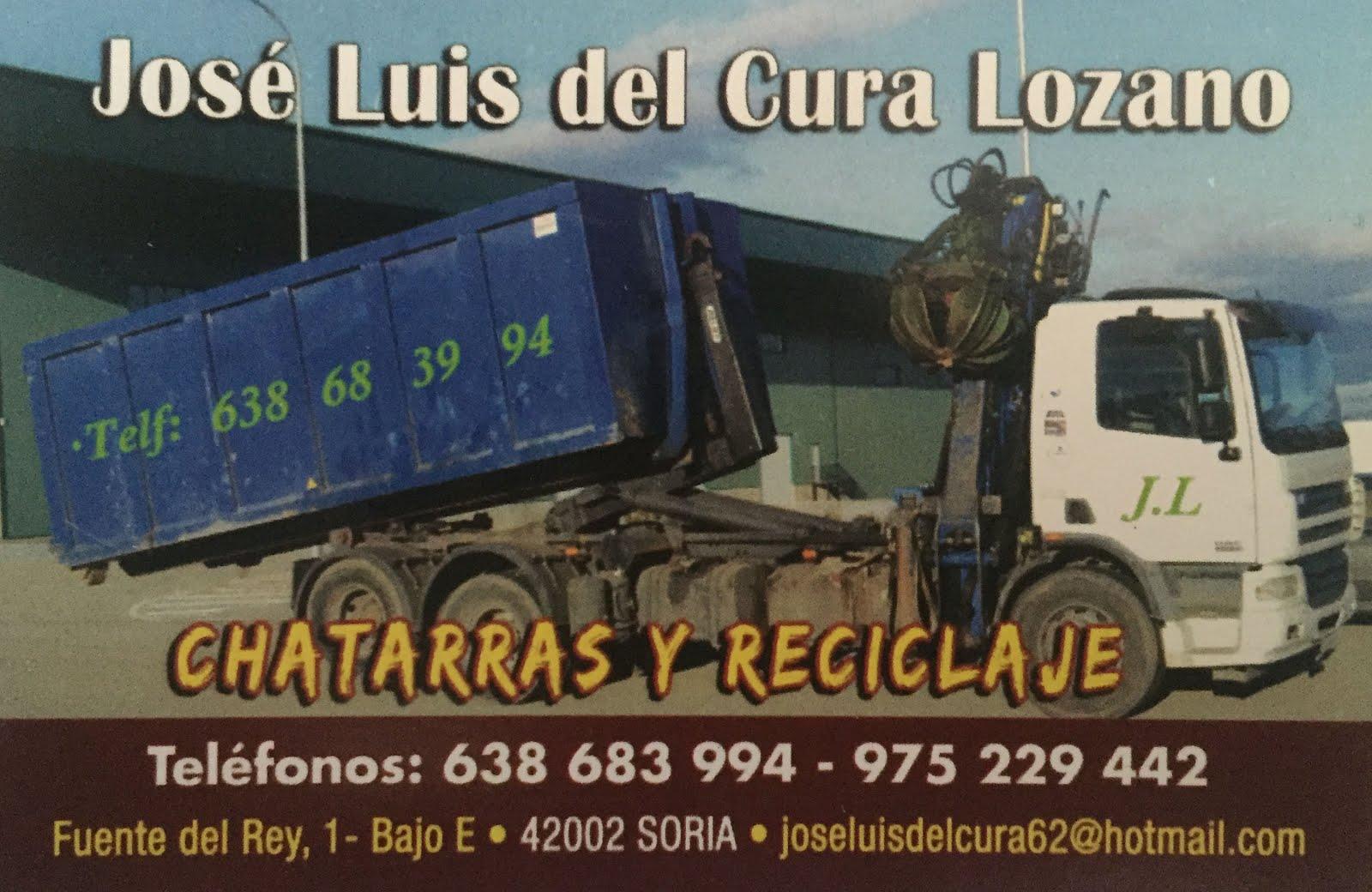 Chatarras y reciclaje